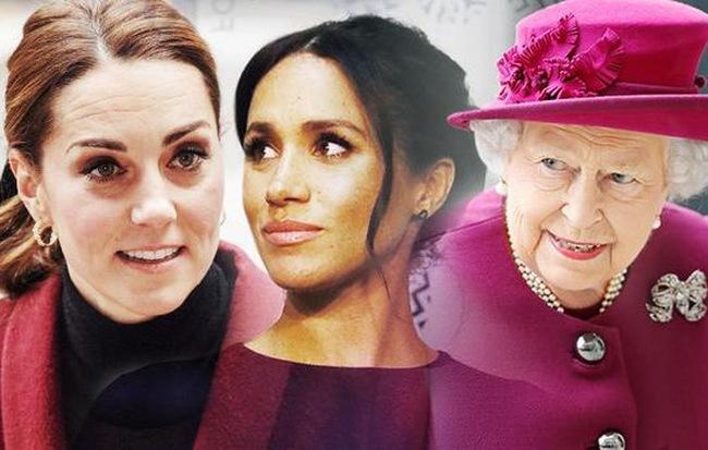 Meghan Markle hắt hủi Nữ hoàng Anh, tránh chạm mặt chị dâu Kate khi không đón Giáng sinh với gia đình nhà chồng? - Hình 1