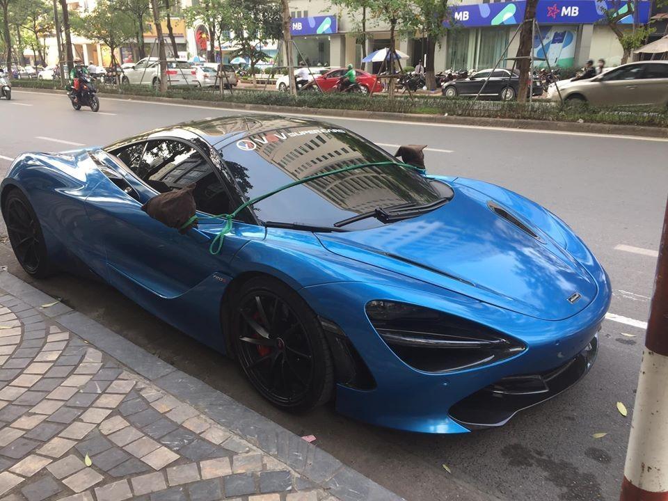Muốn kiểu chống trộm gương siêu xe cực độc của đại gia Việt - Hình 1