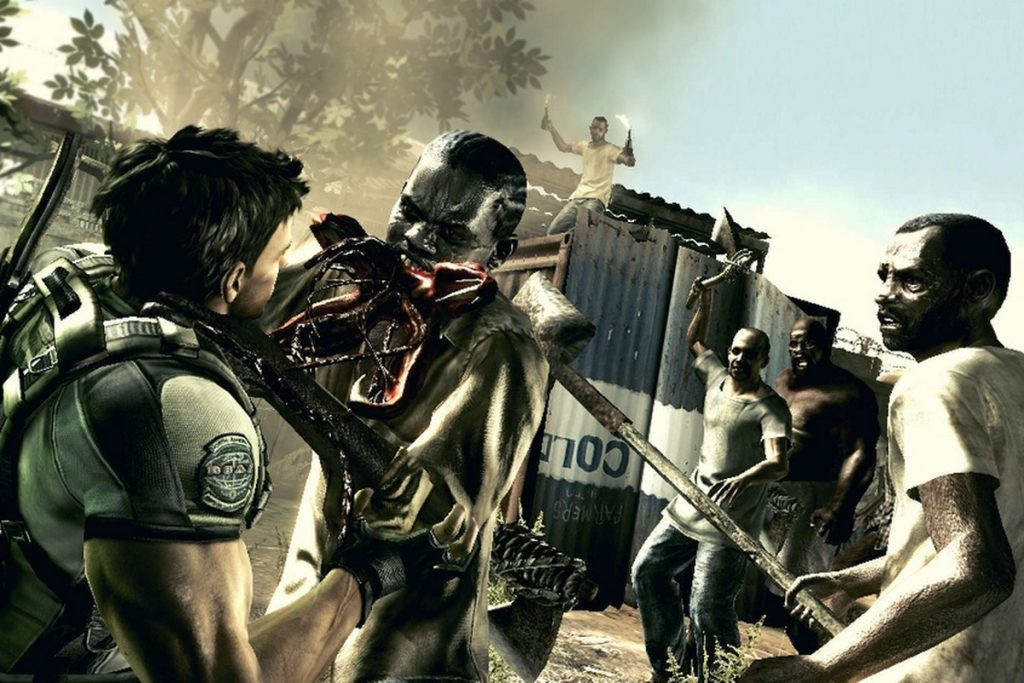 Trải nghiệm bắn Zombies sướng tay đã mắt trong Resident Evil 5 - Hình 2
