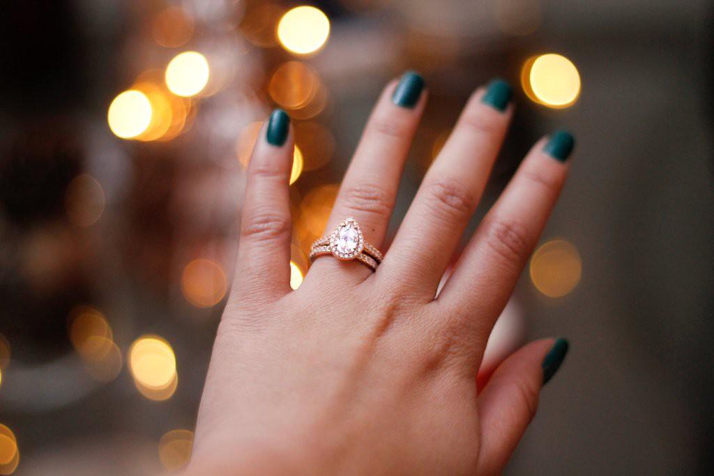 Xu hướng nhẫn cưới nào đang được ưa chuộng? - Hình 2