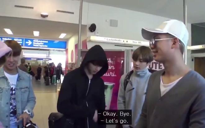 Hết lạc hộ chiếu, Ipad, hành lý... BTS giờ lại bỏ quên cả j-hope khi quay show thực tế! - Hình 2