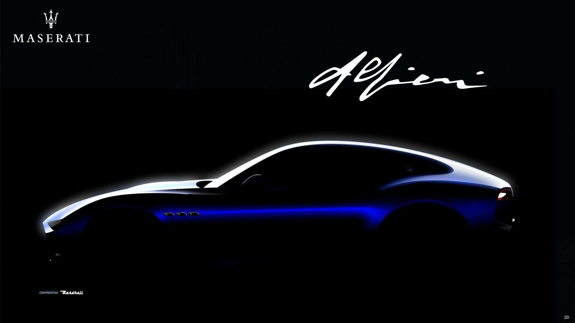 Maserati úp mở về một chiếc siêu xe hoàn toàn mới ra mắt vào tháng 5 năm 2020 - Hình 2