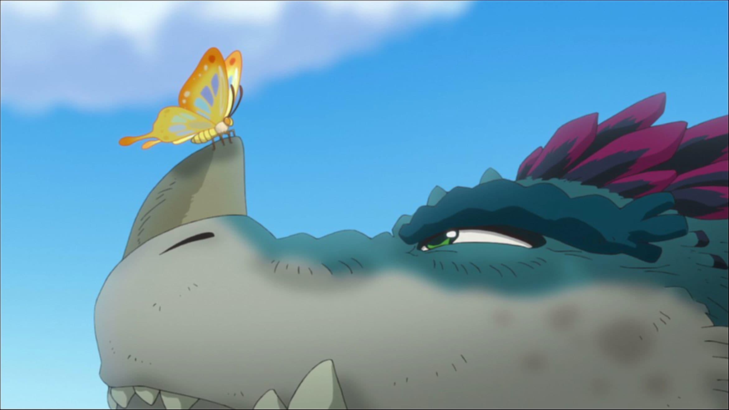 Câu chuyện về chú khủng long bạo chúa ăn chay - bộ phim hoạt hình đáng yêu nhất mùa cuối năm - Hình 1