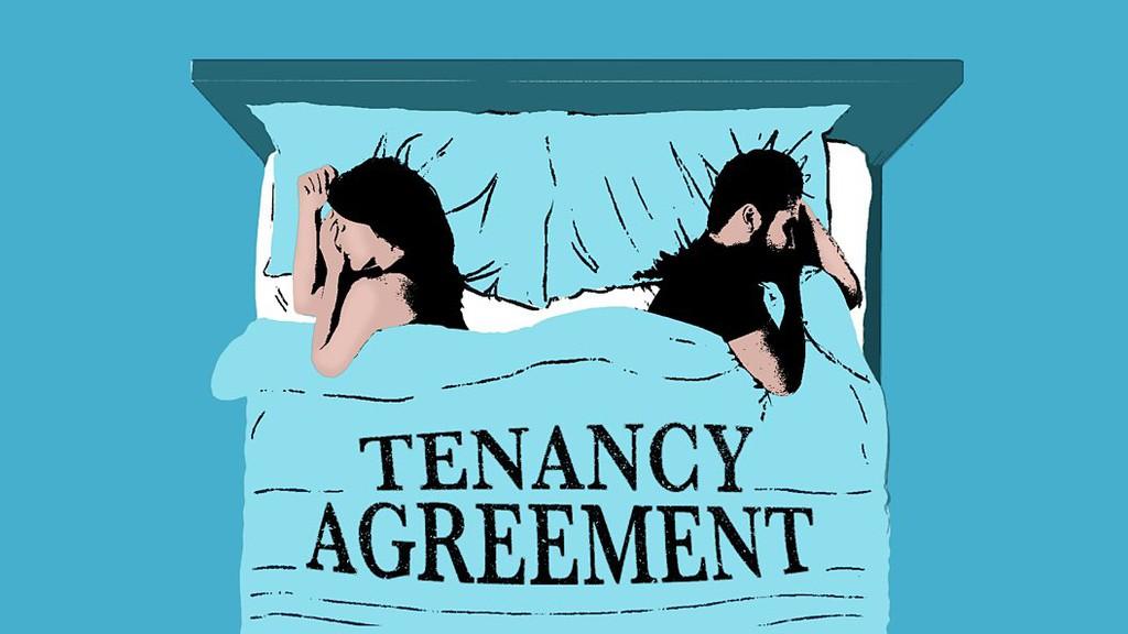 Chung giường với bạn trai cũ vì không có tiền thuê nhà riêng - Hình 1