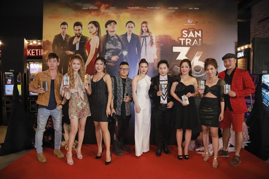 Dàn diễn viên trẻ góp mặt cùng Nàng Pơ Lang trong dự án webdrama Săn Trai 36 Kế
