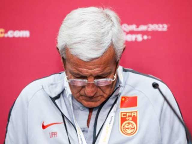 ĐT Trung Quốc thua đau vì tội đồ, siêu HLV Lippi cúi đầu nói lời gây sốc - Hình 1
