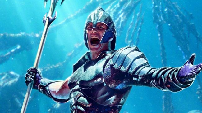 Gã anh trai tai quái của Aquaman trở lại trong phần 2 - Hình 1