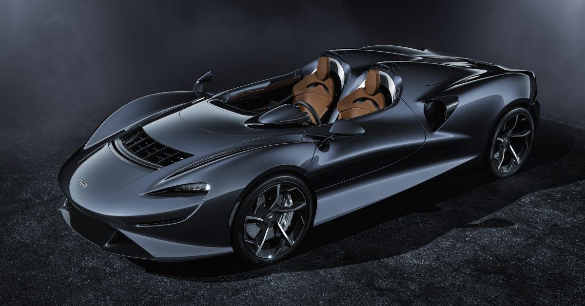 McLaren Elva: Siêu xe dị của McLaren - Hình 1