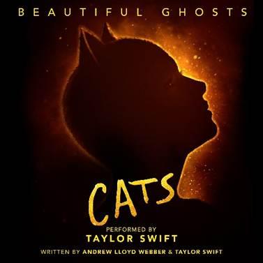Taylor Swift bắt tay nhà soạn nhạc huyền thoại Andrew Lloyd Webber sáng tác nhạc phim Cats - Hình 1