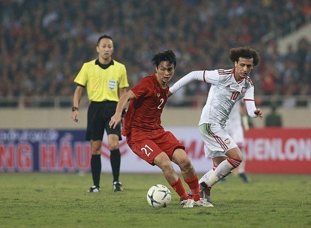 Thắng UAE, đội tuyển Việt Nam nhảy vọt trên bảng xếp hạng FIFA - Hình 1