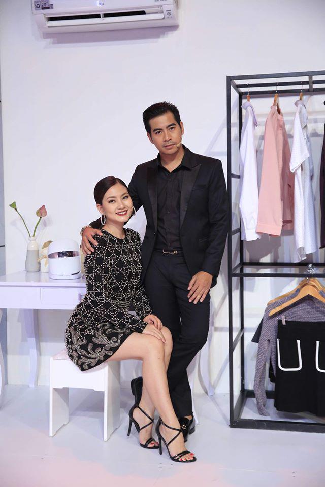 Trước ly hôn, Thanh Bình - Ngọc Lan đã từng tâm đầu ý hợp trong từng chiếc quần, chiếc áo - Hình 2