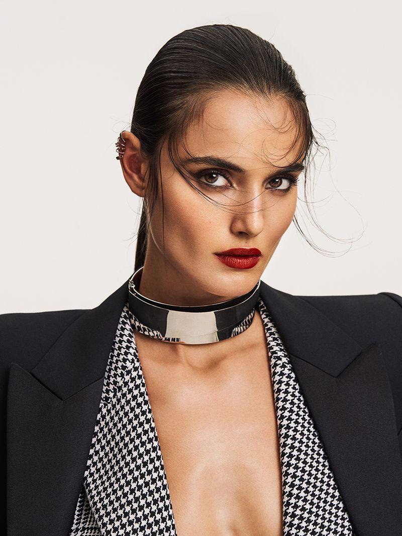 Vẻ đẹp mơn mởn của nàng mẫu 9x Blanca Padilla - Hình 1