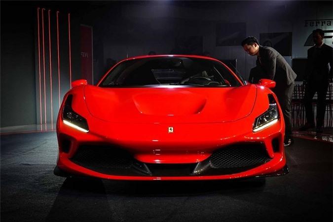 Ferrari F8 Tributo chính hãng tại Thái Lan từ 19,2 tỷ đồng - Hình 1