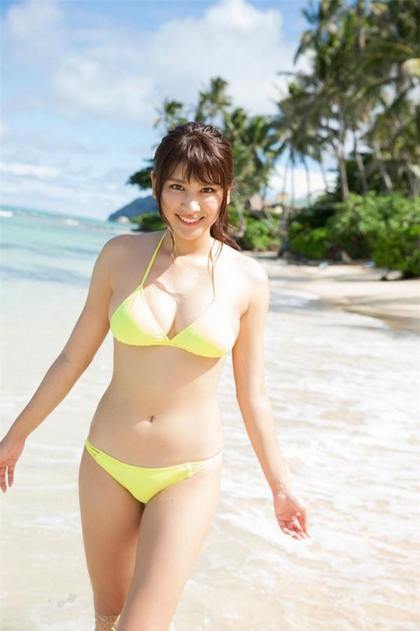 Top 7 cô nàng sở hữu tòa núi đôi đẹp nhất Nhật Bản, nhìn thôi là đã khiến người xem muốn đau lưng đau mắt - Hình 9