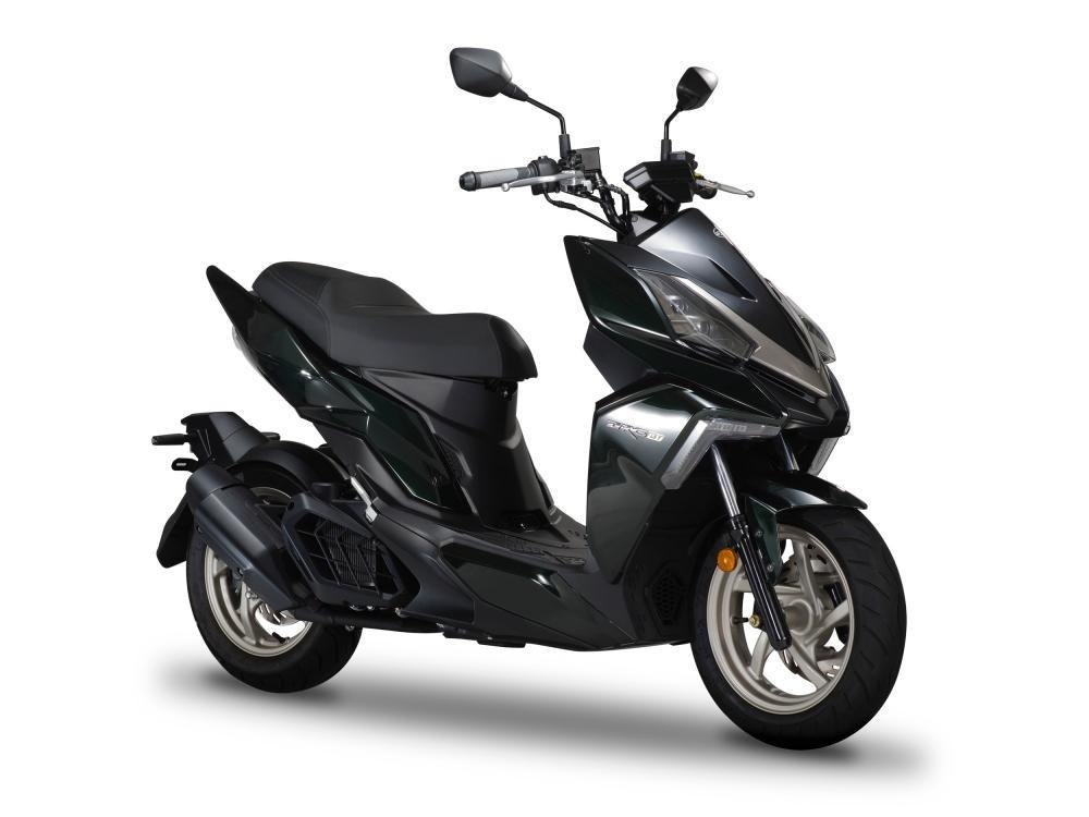 Chỉ có thiết kế ấn tượng, liệu mẫu tay ga mới của SYM sẽ cạnh tranh được với Yamaha NVX? - Hình 1
