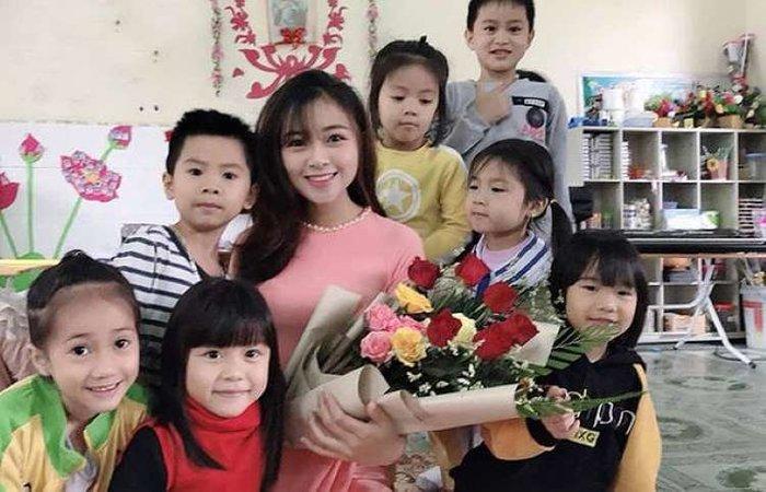 Dàn hotgirl Nghệ An: Người là bạn gái cầu thủ, người tài năng bắn 7 thứ tiếng chuẩn hình tượng con nhà người ta - Hình 1