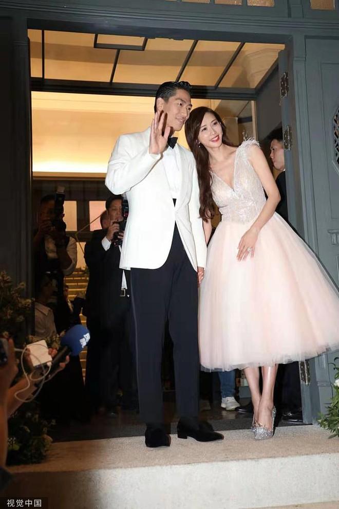 Dàn nghệ sĩ và công chúng hò reo ở lễ cưới Lâm Chí Linh - Hình 2