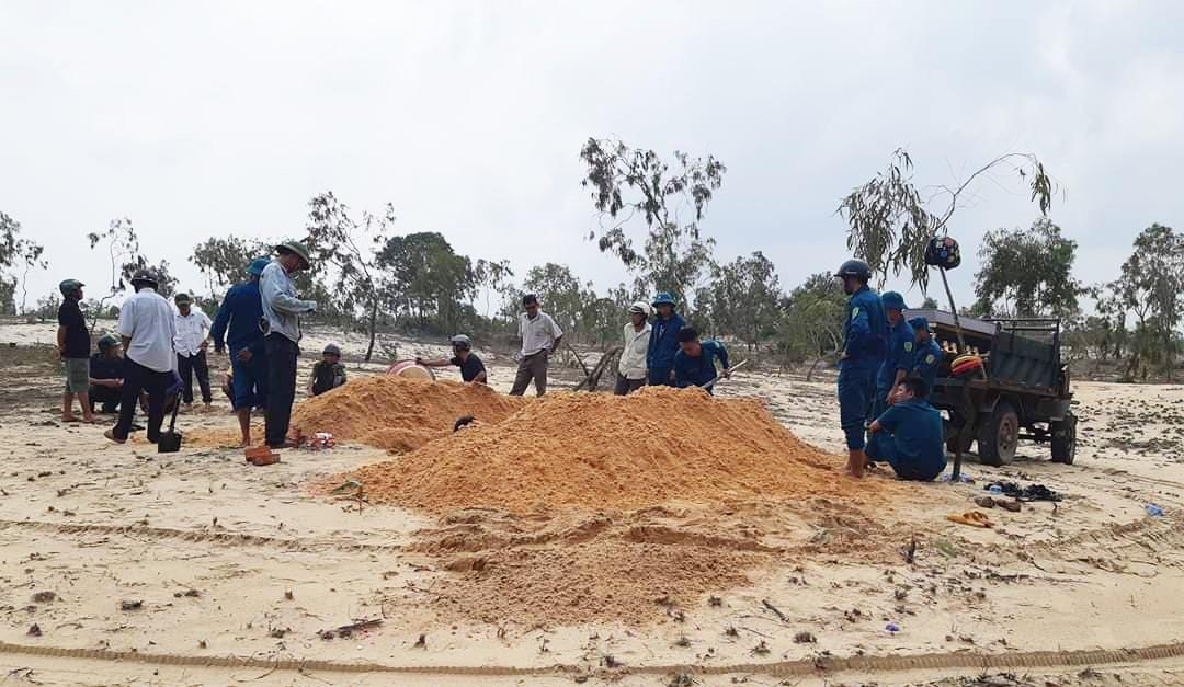 Khám nghiệm xác không đầu ở Quảng Nam: Phát hiện nhiều tình tiết mới - Hình 1