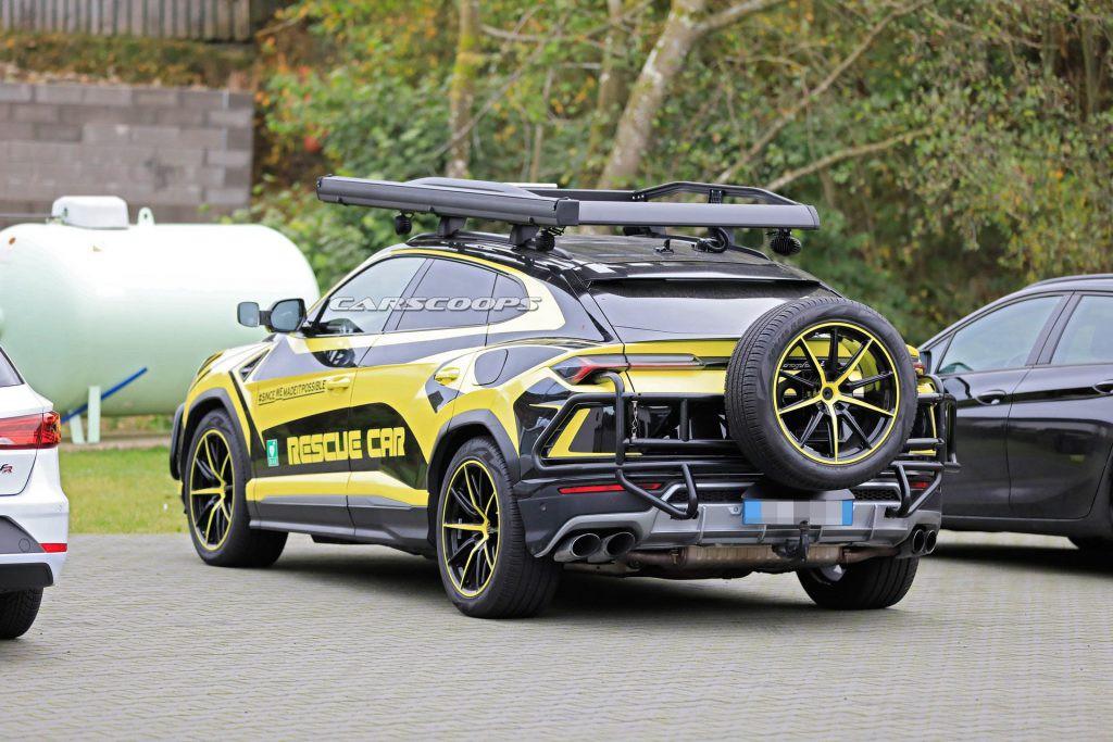Lamborghini Urus xuất hiện với gói nâng cấp lạ lẫm - Hình 1