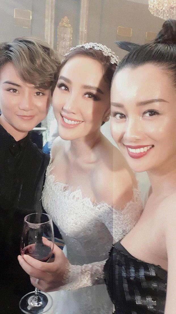 MC Thùy Dung bắt được hoa cưới từ Bảo Thy, dân mạng gọi tên Quỳnh Chi - Hình 1