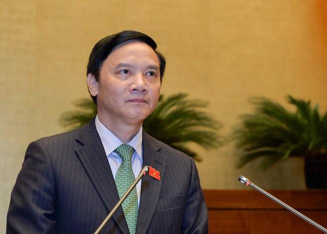 Quốc hội bỏ phiếu kín miễn nhiệm Bộ trưởng Y tế Nguyễn Thị Kim Tiến - Hình 1
