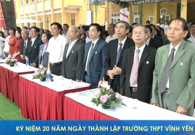 Vĩnh Phúc: Trường THPT Vĩnh Yên tiếp tục phát huy truyền thống dạy tốt, học tốt - Hình 2