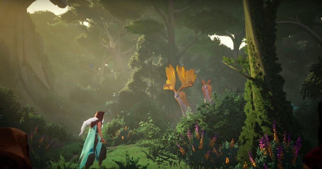 X019: Khám phá thế giới nhiệm màu trong Everwild - Hình 2