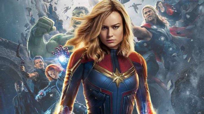 'Avengers: Age of Ultron' vốn được chuẩn bị để Captain Marvel debut - Hình 2