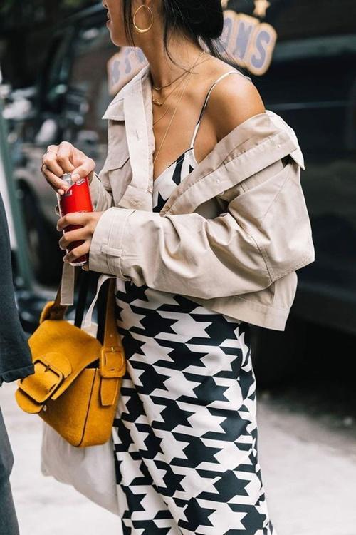 Bỏ túi 5 cách mặc áo khoác vừa ấm vừa sang - Hình 11