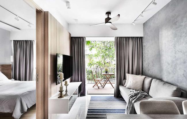 Căn hộ 36m² được thiết kế theo phong cách Scandinavian truyền cảm hứng cho người nhìn - Hình 1