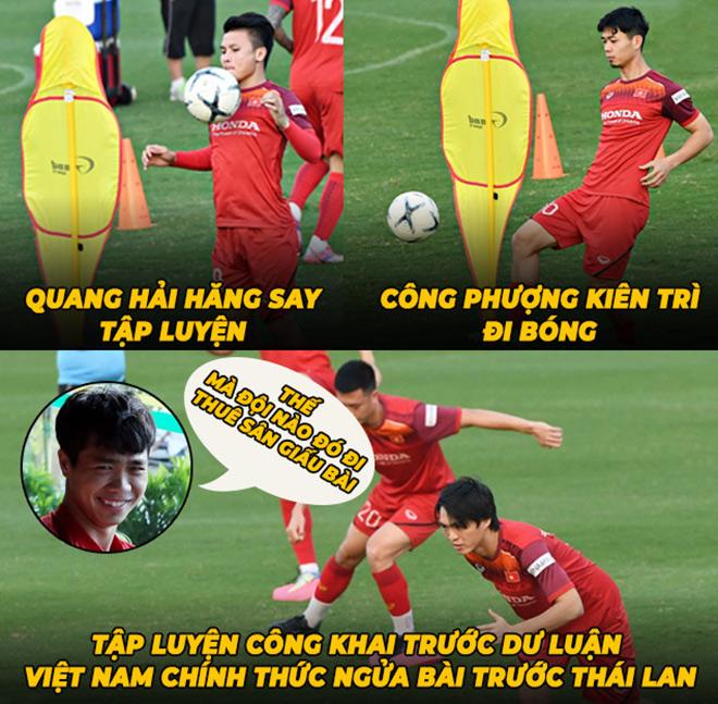 Đội tuyển Việt Nam hứa hẹn làm nồi lẩu Thái siêu cay khổng lồ - Hình 2
