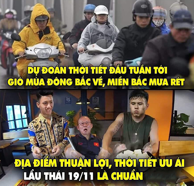 Đội tuyển Việt Nam hứa hẹn làm nồi lẩu Thái siêu cay khổng lồ - Hình 1