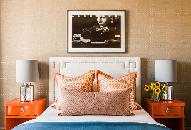 Đông đã sang đừng quên sửa soạn cho căn phòng ngủ gia đình thêm ấm cúng - Hình 2