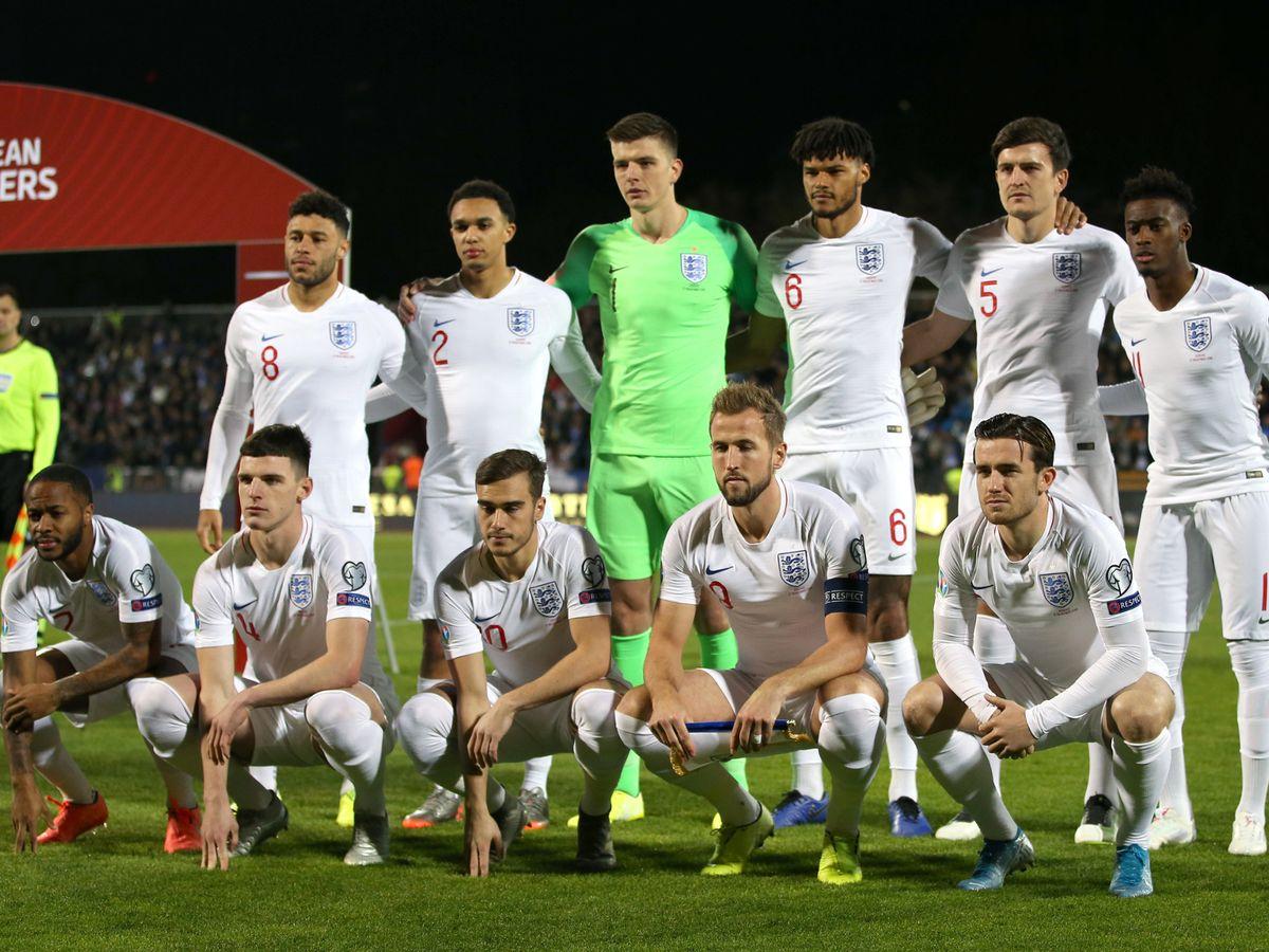 ĐT Anh và những dấu ấn tại vòng loại Euro 2020 - Hình 1