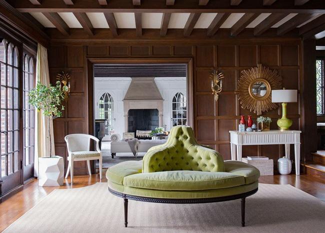 Đừng quên sắm cho gia đình một chiếc ghế sofa bằng nhung khi mùa đông đã về - Hình 1