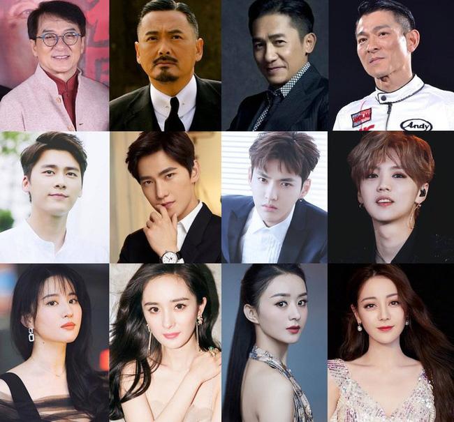 Giải Kim Kê 2019 nóng lên: Địch Lệ Nhiệt Ba - Triệu Lệ Dĩnh - Dương Mịch - Châu Nhuận Phát đều tham dự - Hình 2