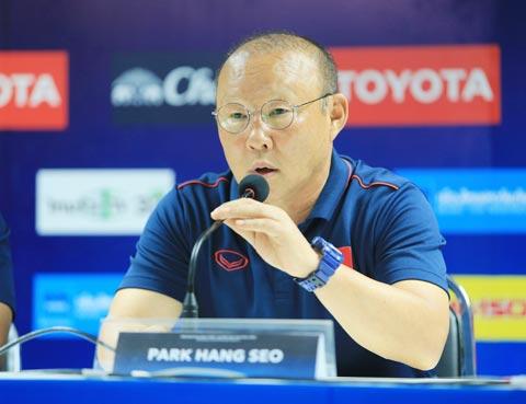 HLV Park Hang Seo: Thái Lan vẫn đáng gờm - Hình 2