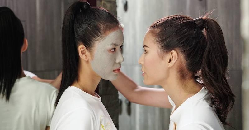 Hoa Hậu Giang Hồ - Minh Tú và Cao Thiên Trang từng ghét nhau trước khi đóng phim - Hình 1