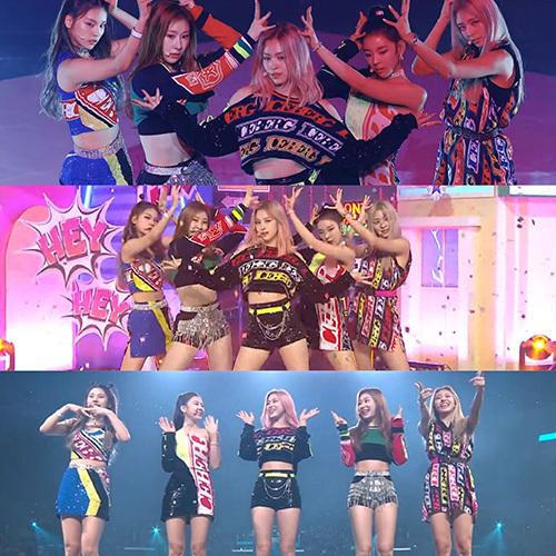 ITZY mặc đồ cũ đi sự kiện khiến fan nổi điên với JYP - Hình 5