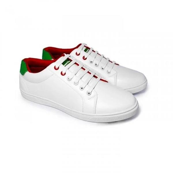 Loạt giày thể thao trắng được phái mạnh ưa chuộng - Hình 7