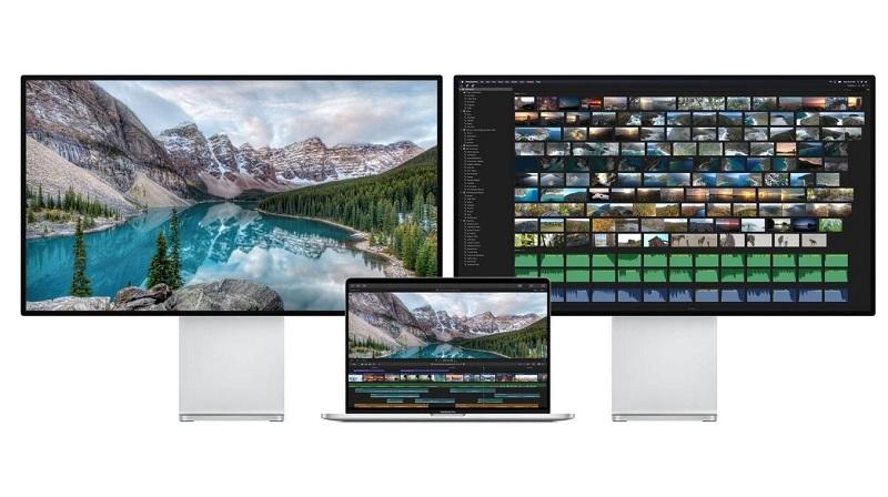 MacBook Pro 16 inch cân được cùng lúc hai màn hình ngoài 6K - Hình 1