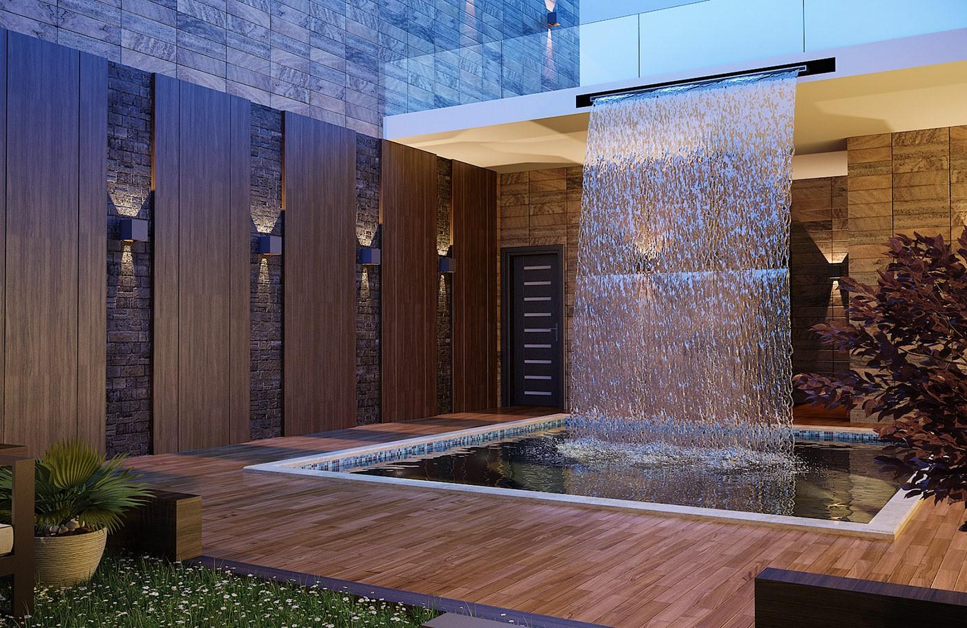 Ngôi nhà phố sở hữu hồ bơi tuyệt đẹp nằm ngay trong nhà - Hình 2
