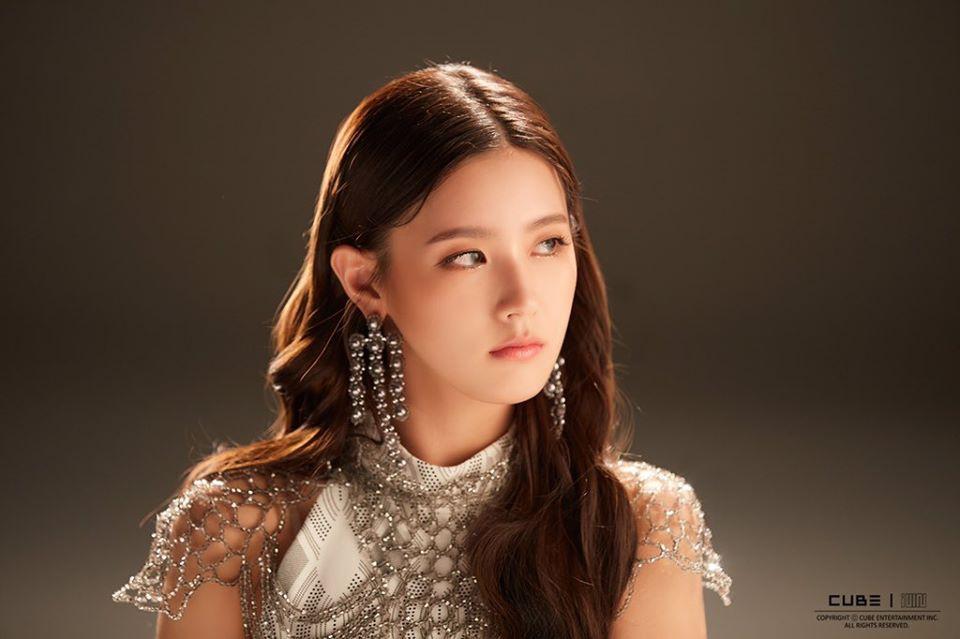 Nhan sắc nữ thần tượng soán ngôi visual của hàng loạt mỹ nhân Kpop - Hình 1
