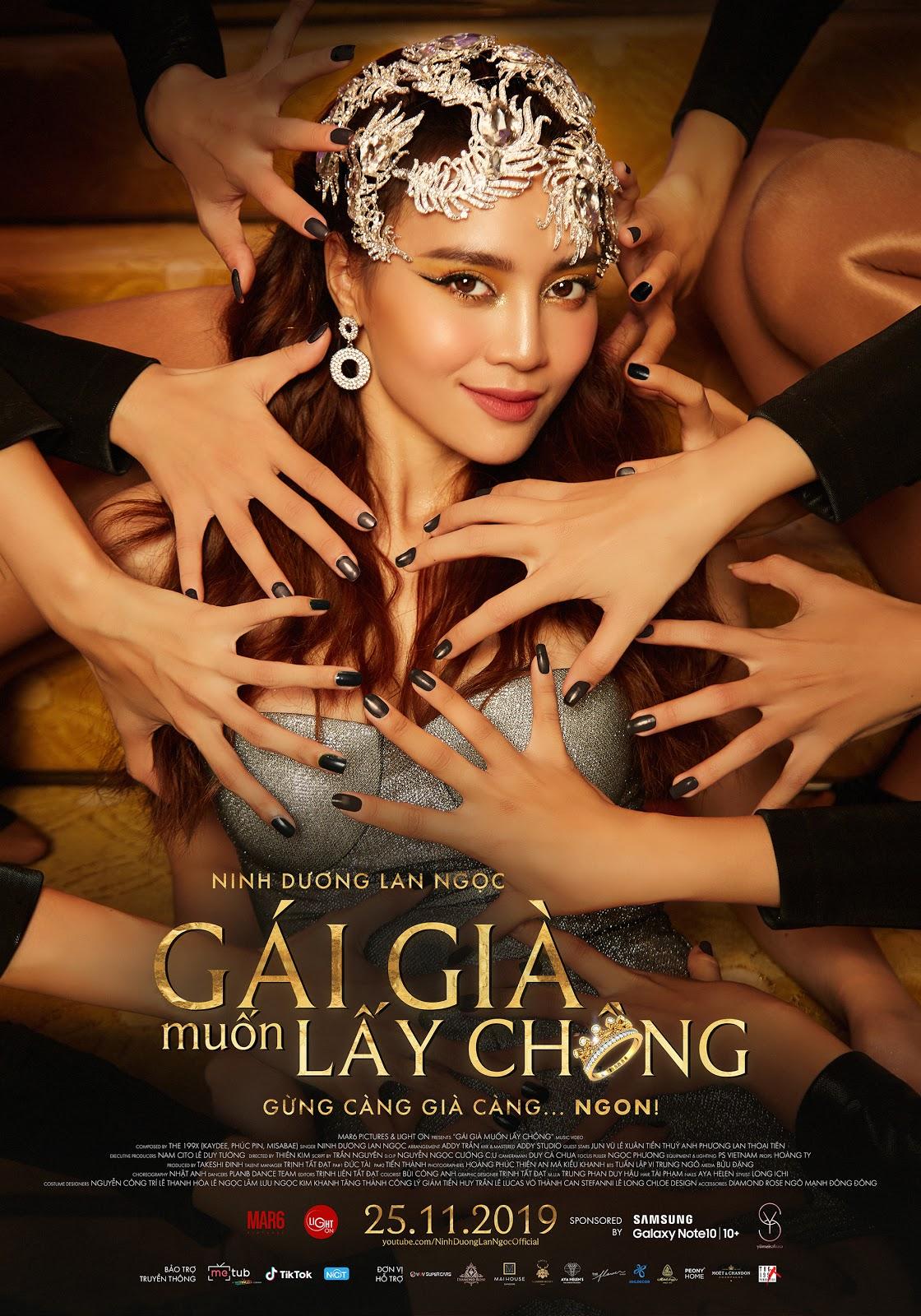 Ninh Dương Lan Ngọc tung poster MV mới kèm lời chia sẻ xúc động gửi đến Cám Con - Hình 1