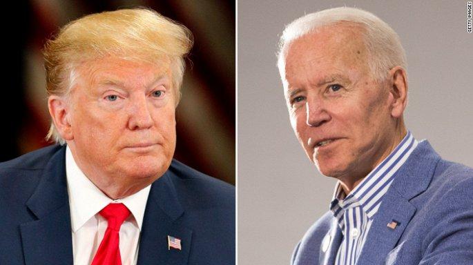Tổng thống Trump bất ngờ bảo vệ ông Biden trước chỉ trích gay gắt từ Triều Tiên - Hình 1