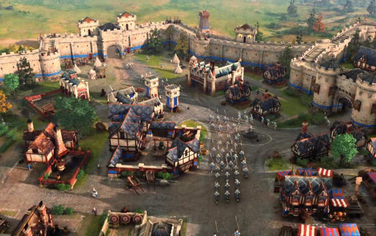 Age of Empire 4: Lột xác hoàn toàn về gameplay - Hình 1