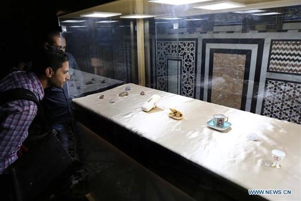 Ai Cập tổ chức triển lãm kỷ niệm 150 năm kênh đào Suez - Hình 1
