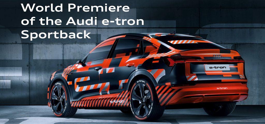 Audi đem tới LA Auto Show 2019 dàn xe thể thao điện chất lừ - Hình 1
