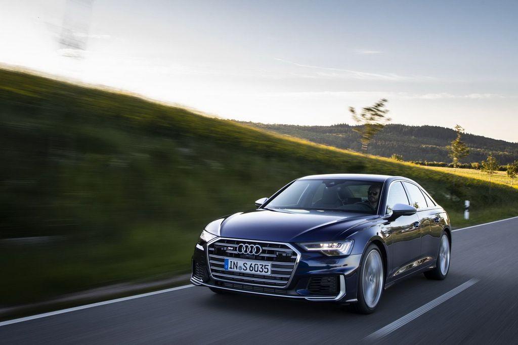 Audi đem tới LA Auto Show 2019 dàn xe thể thao điện chất lừ - Hình 2