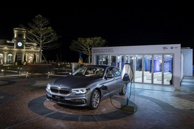 BMW Hàn Quốc sẽ tăng cường sản xuất các dòng xe chạy điện - Hình 1